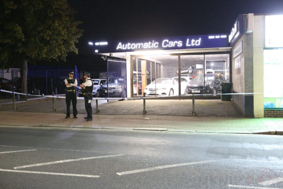 man found with serious injuries after being attacked on welling high street