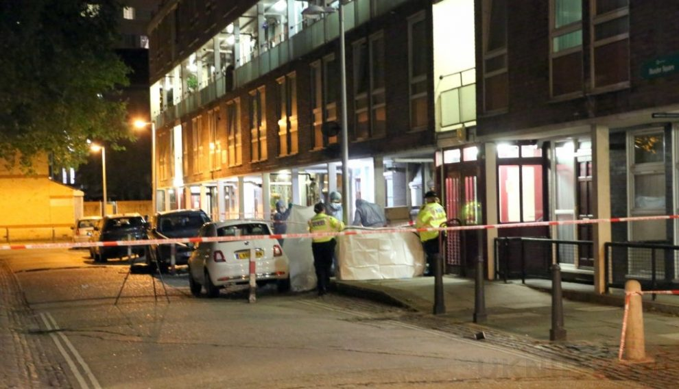 Murder Probe Launched After Fatal Stabbing In Camden