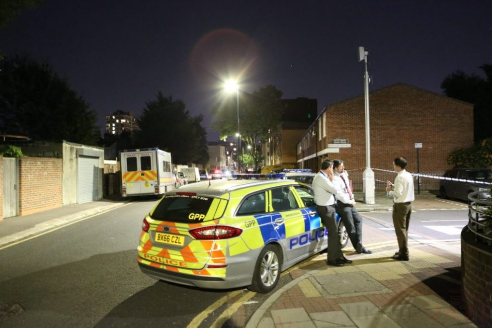 murder probe launched following newham stabbing