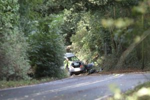 A229  Cranbrook  Closed Following Serious Collision