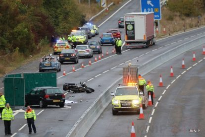 M20 Closed Following Fatal Collision Leaving Hundreds Trapped For Hours