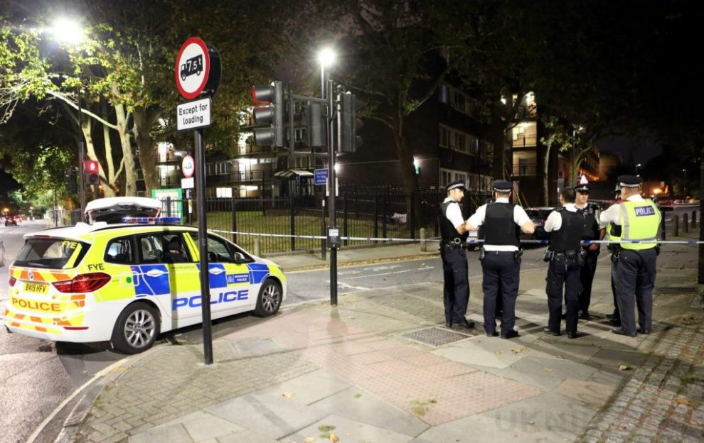 police launch stabbing probe after teenager boy found with serious stab wounds on islington estate
