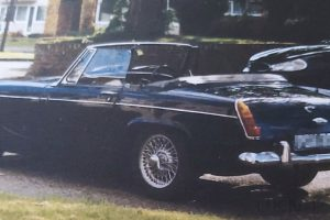 appeal to locate stolen classic car
