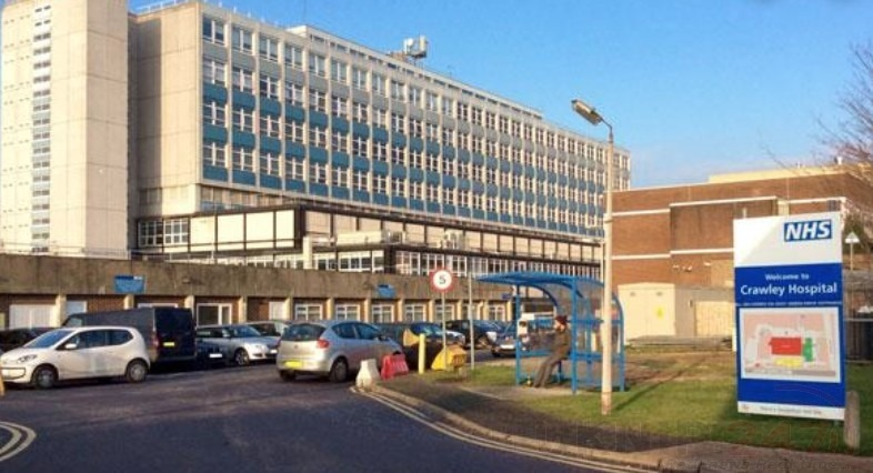 Crawley Stab Victim Remains In Hospital