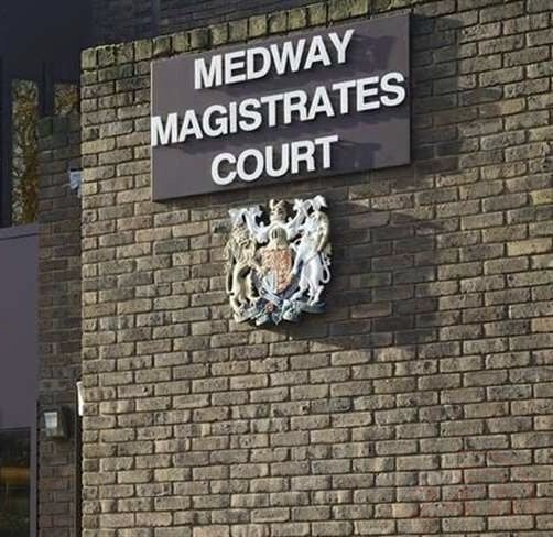 erith motorist charged after damage caused to multiple vehicles