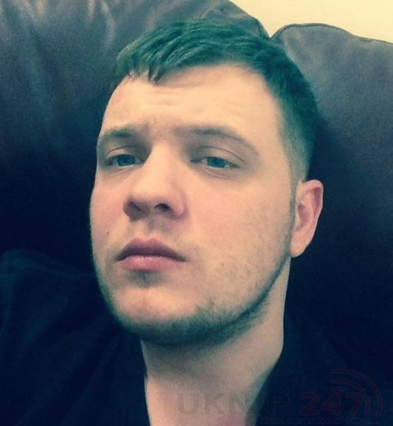 first picture of man who is accused to stabbing lesley spearing