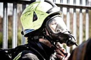 lab fire contained after swift fire service response