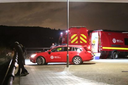 major search after someone is spotted in the water on the river medway