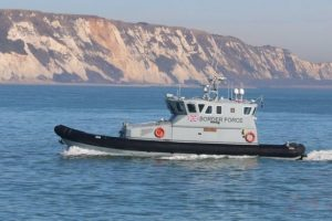 thirteen migrants brought ashore in kent