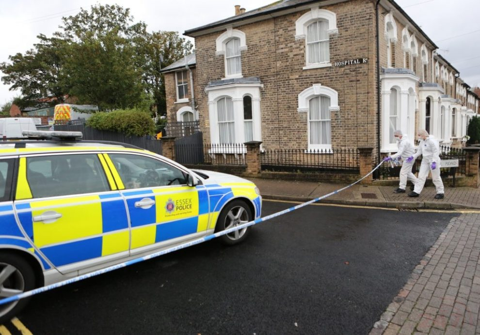 Two  Brothers murdered in Colchester flat and Third man found dead in car park, UKNIP