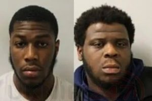 two jailed following armed robbery