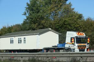 wide load causes chaos on the m20 operation brock in kent