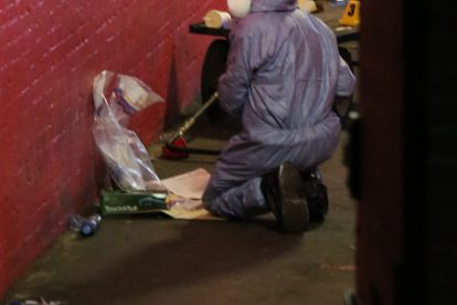 Ilford Murder Investigation Launched