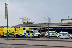 Man Rushed To Hospital After  Noxious Substance Incident At Eastleigh Station