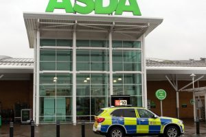 Stabbing Attack At Asda In Ashford