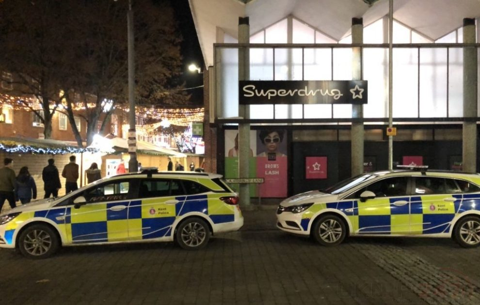 Staff Attacked By Shoplifters In Canterbury