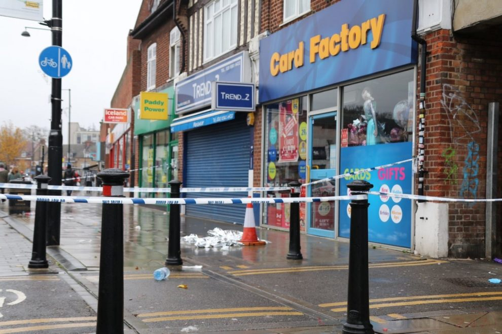 Man Fighting For His Life After Being Stabbed In Hayes