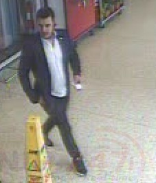 Cctv Images Released In Cheriton Purse Theft Appeal