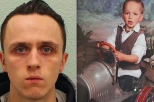alfie lamb car seat killer jailed 1