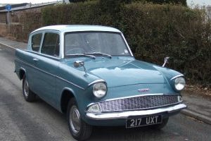 Arrest Made In Connection With Classic Car Theft