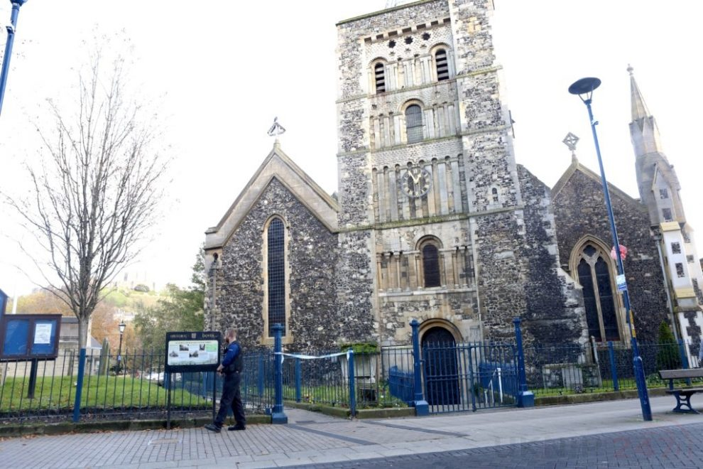 dover church remains on lockdown following early morning attack