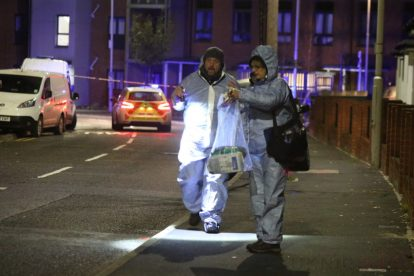 fatal ilford stab victim made last dying phone call to his uncle to say he wasnt going to make it