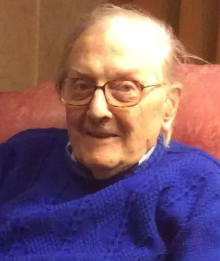 one year on from the violent burglary of 98 year old war veteran