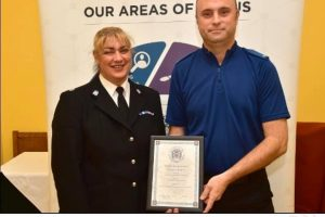 Pcso Keefe Showed Outstanding Skills