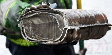 Spate Of Catalytic Converter Thefts Across Kent