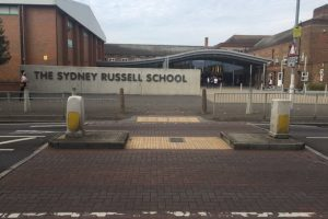 sydney russell school on lockdown after man attacked