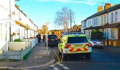 Teen Stabbed In Southend