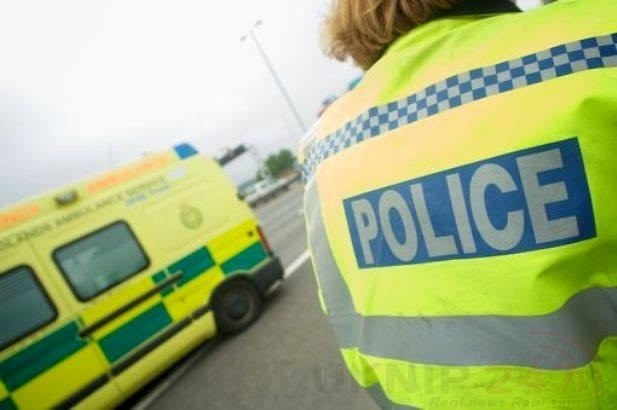three arrested after woman found injured in brighton