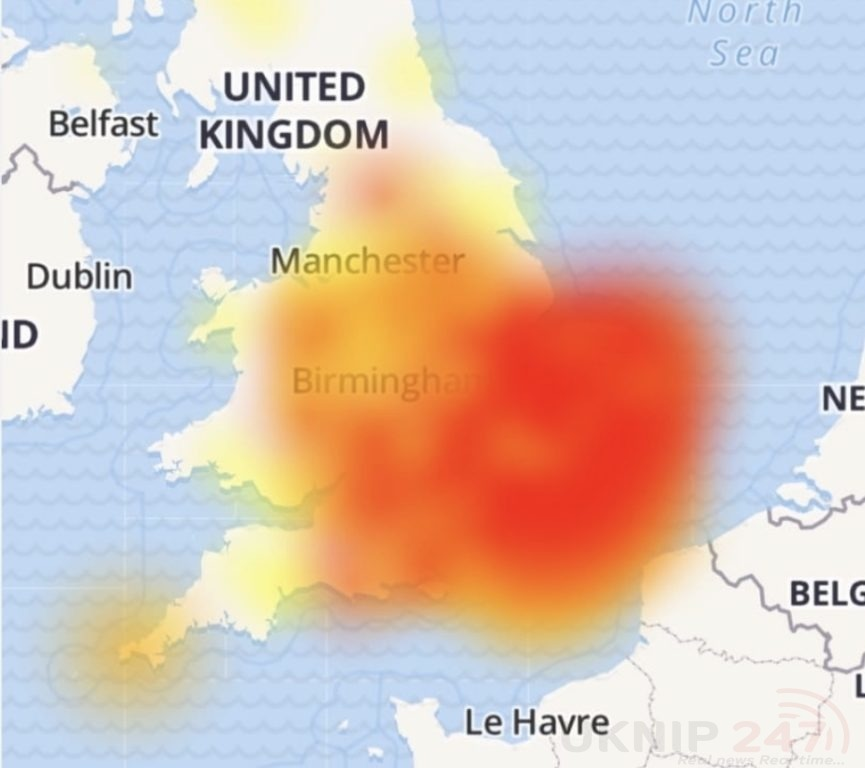 Atmospheric Conditions Affect Freeview Across The Uk
