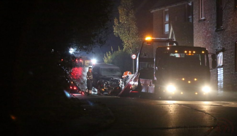 Cranbrook Horror Crash Leaves Three With Life Changing Injuries