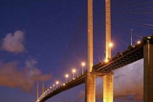 Police Close Qe2 Bridge Following Concerns For Welfare Of Person