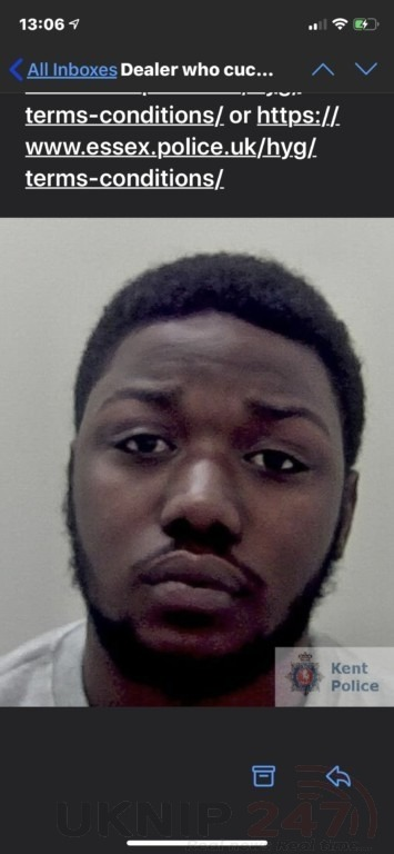Dealer Who Cuckooed A Gravesend Address Jailed