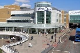 West Quay Shopping Centre Evacuated