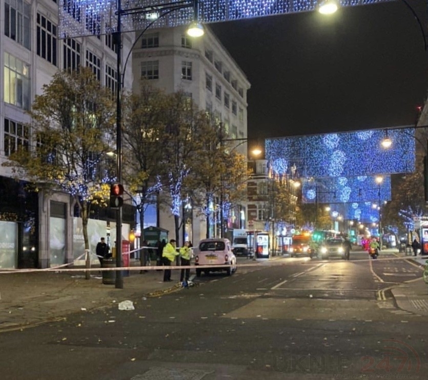 Ten Year Old Boy Rushed To Hospital After Taxi Collision