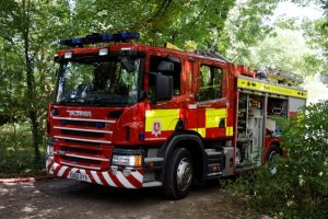Fire tender at Monkton Kent England 800x0 c default