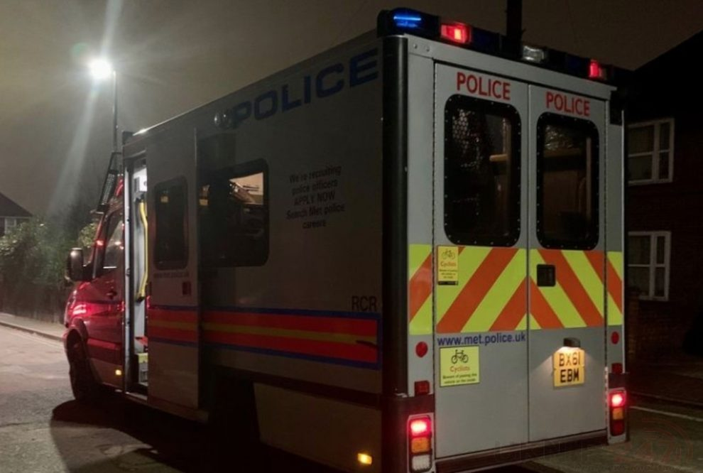 Man Arrested In North London By Terror Police