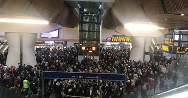 Signalling Fault In East Croydon Has Resulted In Chaos For Commuters