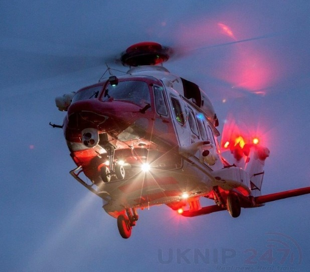 Major Search Carried Out Overnight On The Isle Of Sheppey