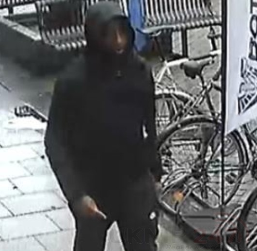 Gillingham Murder Manhunt  Detectives Issue Cctv Images Of Man