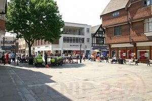 Witness Appeal Following Canterbury City Centre Assault