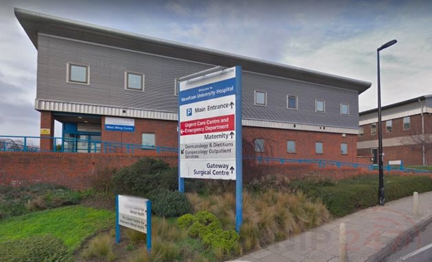 Armed Police Called  After Shots Were Fired Outside Newham Hospital