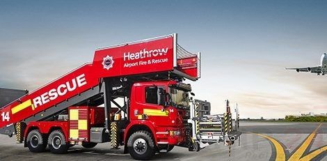 Heathrow Airport  Put On Full Emergency  Following Reports Of Airbounre Plane Leaking Fuel