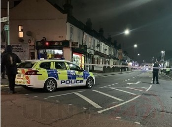 Man Left Critical After Hounslow Stabbing