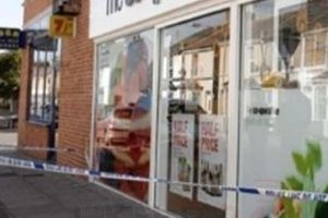 Armed Robbery At Co-op Store In Deal
