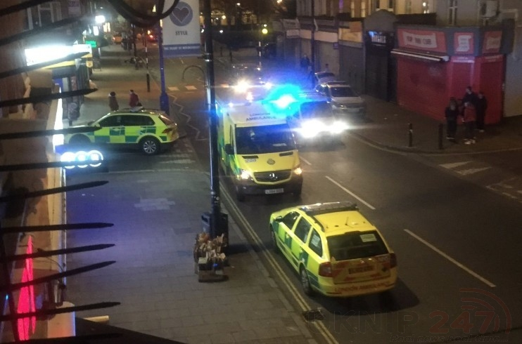 Police Officer  Mowed Down By Vehicle That Failed To Stop After Drug Deal Took Place In Bermondsey