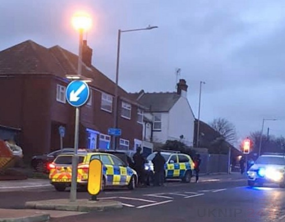 Armed Police Called To Ramsgate